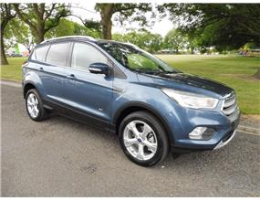 Ford Escape TREND 2.0 AWD  EcoBoost  5DR 2019