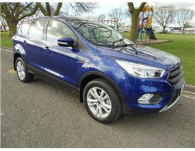 Ford Escape AMBIENTE FWD 1.5 EcoBoost 5DR 2018