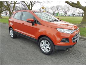 Ford Ecosport TREND 1.5 FWD 5DR 2017