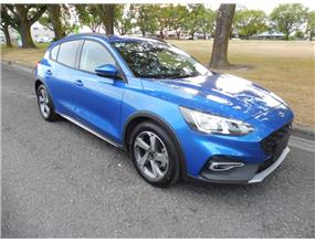 Ford Focus ACTIVE 1.5 8 Speed Auto 5DR 2019