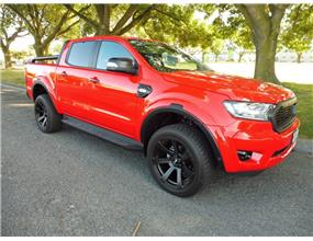 Ford Ranger XLT 4WD D/CAB 3.2TDCi PX MkIII 2019