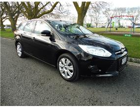 Ford Focus AMBIENTE 1.6 S/Wagon 2013