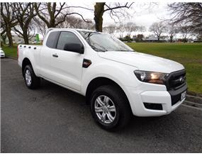 Ford Ranger XL 2WD SuperCab 3.2TDCi 6MT 2018