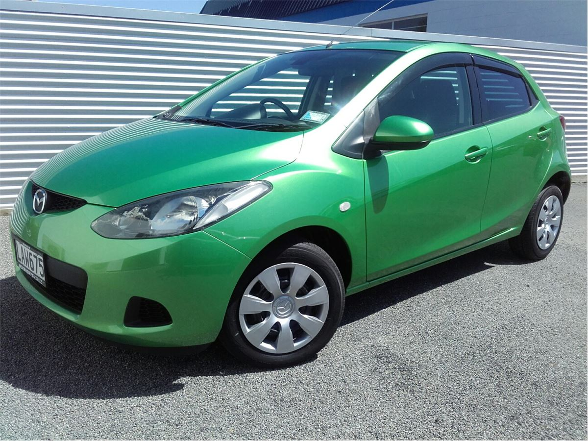 Mazda Demio 2010 - Motoring Network, New Zealand\'s latest in Kiwi ...