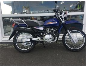 Yamaha AG125 2019