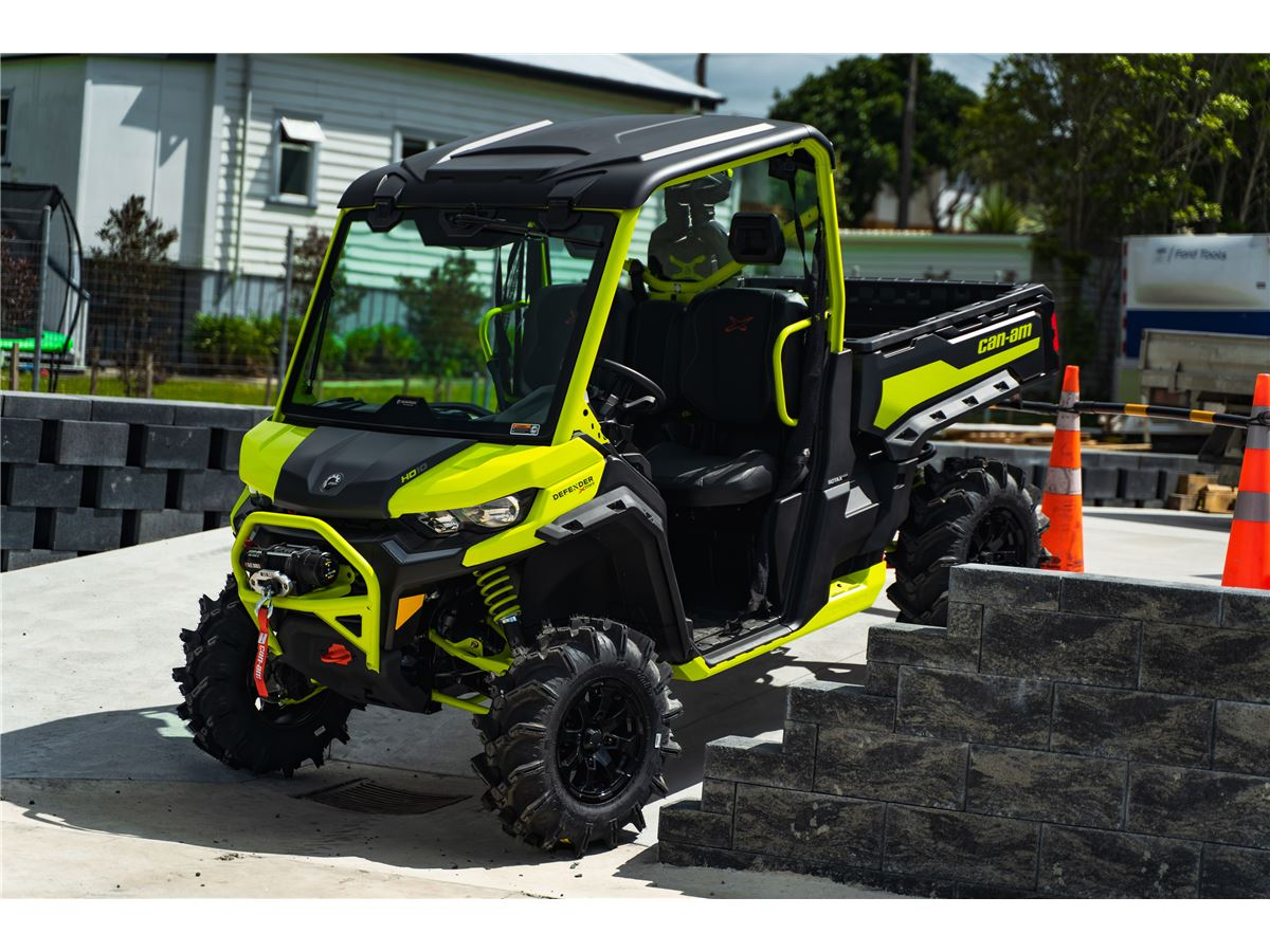 Can-Am Defender HD10 XMR 2021 - The best site for ...