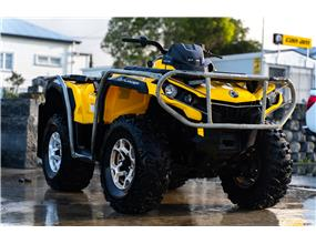 Can-Am Outlander 500 2015
