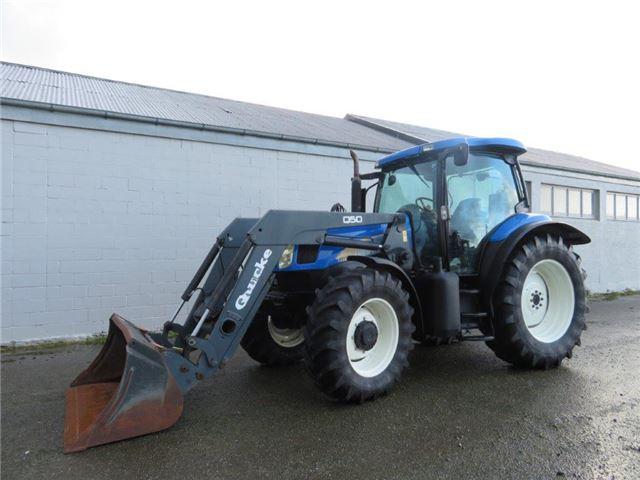 0 - New and Used Tractors and Farm Machinery, New Holland