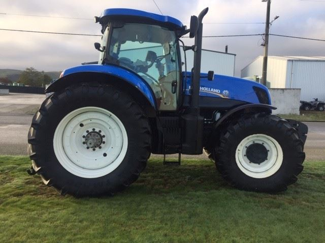New Holland T7 235 2011 - The Colonial Motor Company Limited