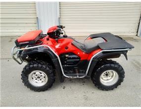 Honda TRX500FA 2008