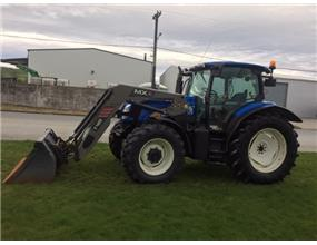 New Holland T6050 2015