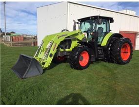 Claas Arion 620 2014
