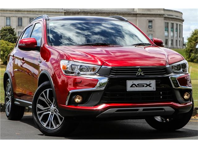 Mitsubishi Asx Vrx 2 3d 4wd Cvt 2019 Andrew Simms New Used Car