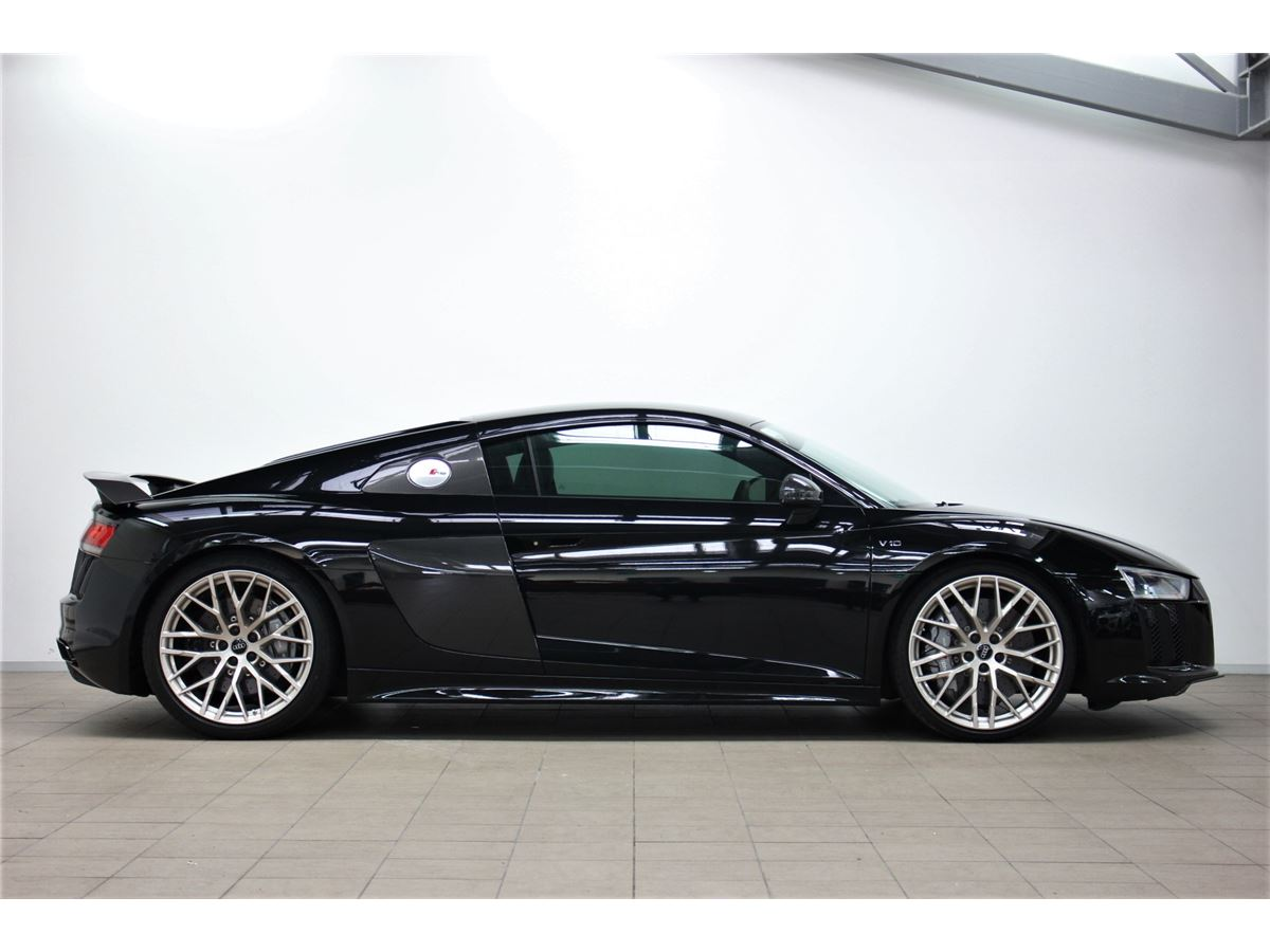 Audi R8 V10 Plus 5.2 FSI Quattro NZ NEW 2016   5204cc