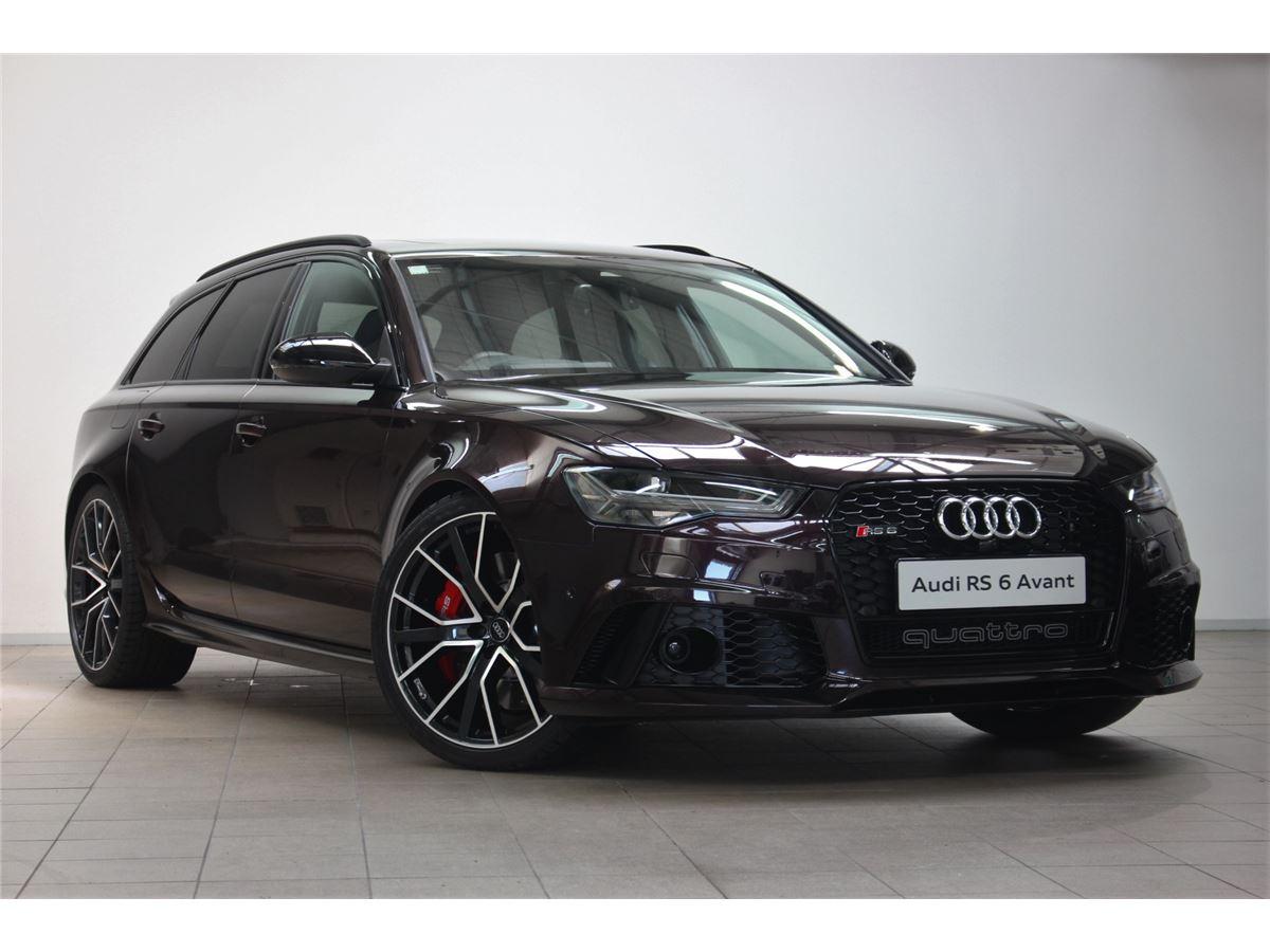 Audi RS6 Avant Performance quattro 445kW (Audi Exclusive) 2018 ...
