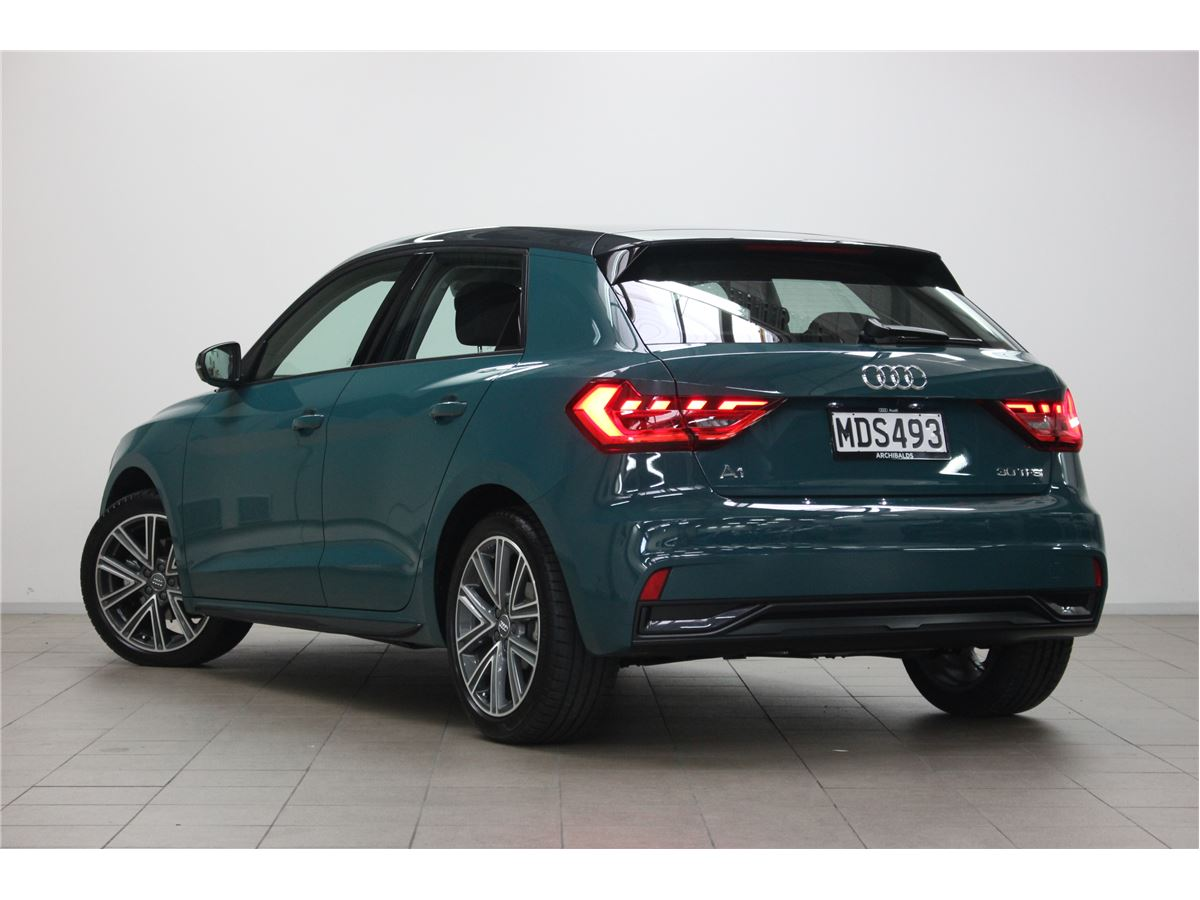 Audi A1 Sportback 30 Tfsi Advanced 2019 Archibalds Motors Limited