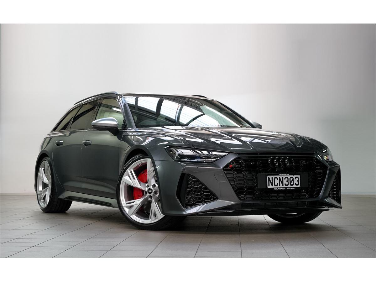 Audi Rs6 Rs 6 Avant 441kw 2020 Archibalds Motors Limited Christchurch Since 1918 Audi Porsche Jaguar Volvo Land Rover