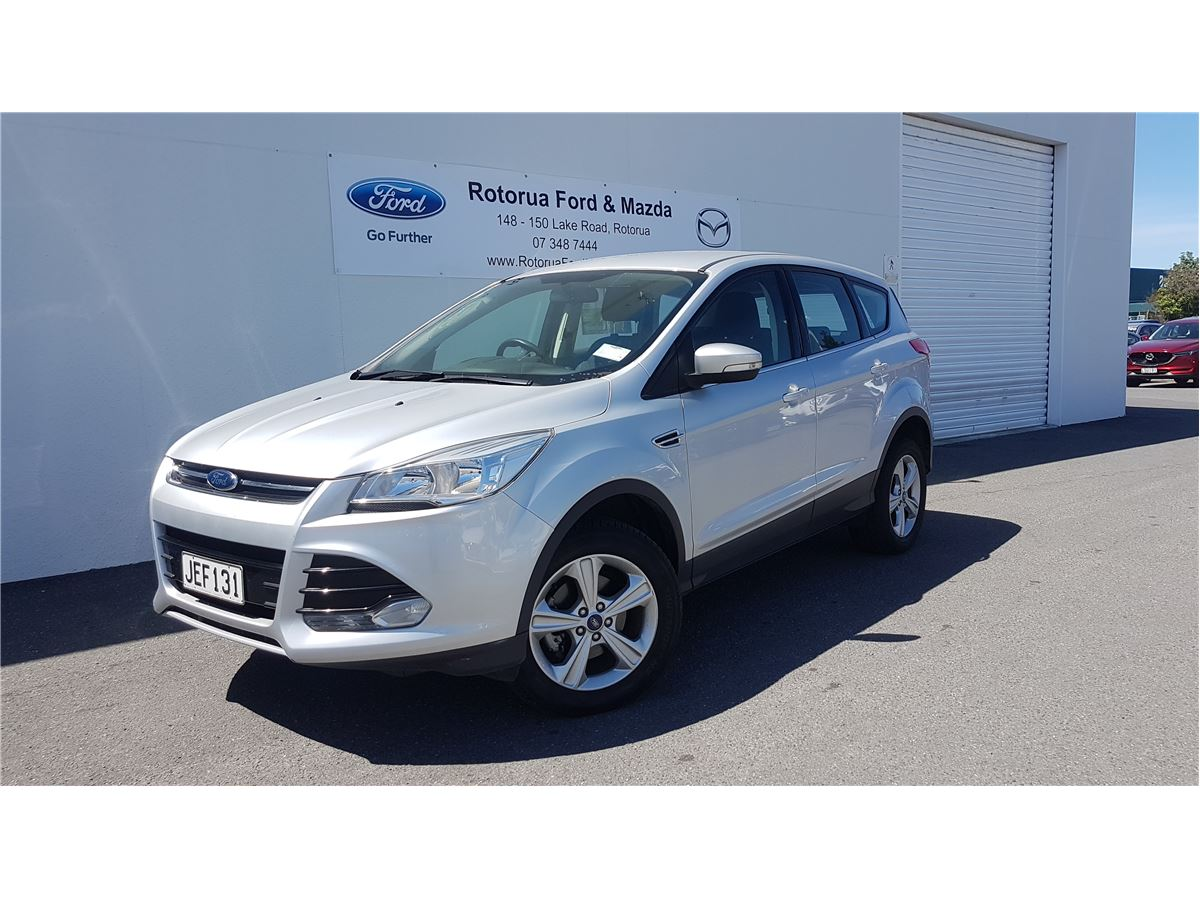 Ford Kuga 2015 - Used Fords for sale in New Zealand ...