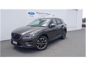 Mazda CX-5 Limited 2015