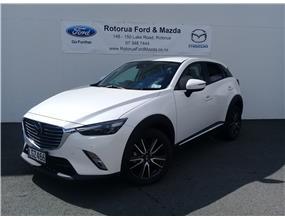 Mazda CX-3 Limited 2018