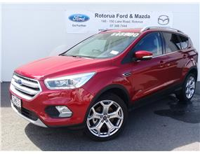 Ford Escape TITANIUM AWD 2018