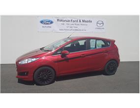 Ford Fiesta Sport 2018