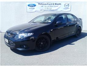 Ford Falcon XR6 2013