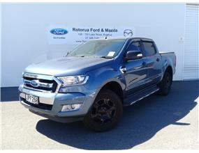 Ford Ranger XLT 4x2 2016