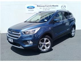 Ford Escape TREND AWD PETROL 2018