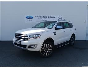 Ford Everest TITANIUM 2018