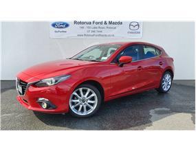 Mazda 3 SP25 Limited 2016