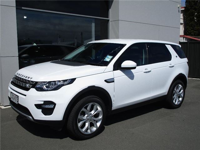 Land Rover Discovery Sport Sd4 Hse 2016 Used Land Rover Cars For Sale Second Hand Land Rover Dealers Used Cars New Zealand