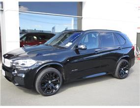 BMW X5 X5 40D Motorsport 7 Seater 2015