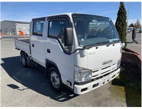 Isuzu NHS Double Cab 4x4 AMT 2012