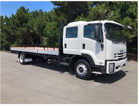 Isuzu FTR Scaffold/ Flat deck Truck 2021