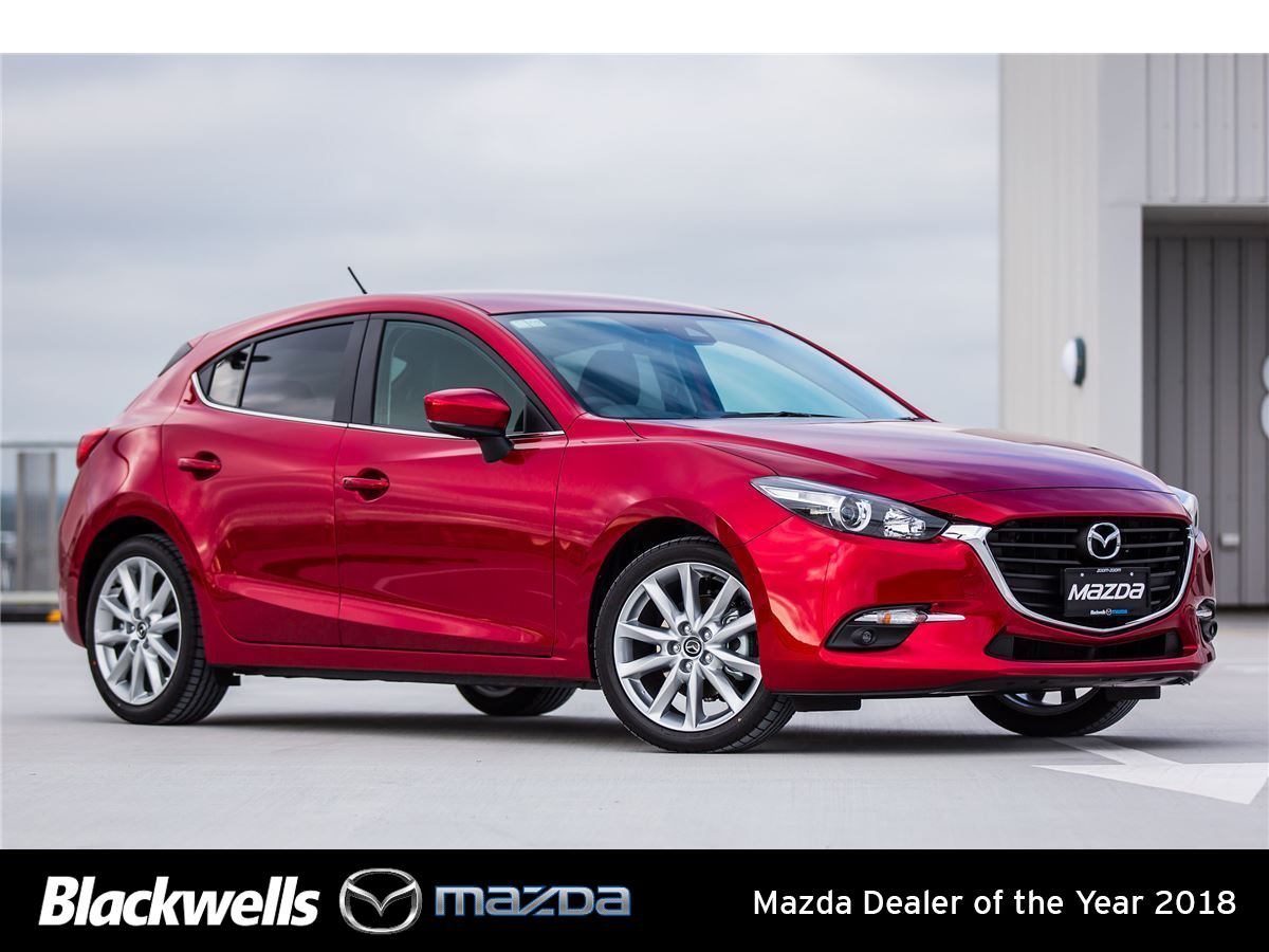 Mazda 3 SP20 Limited Edition 2019 - Blackwells Mazda