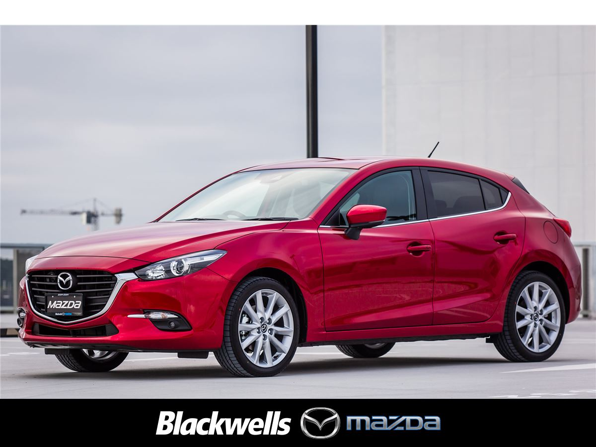 Edmonton Mazda Dealer New Or Used Cars For Sale: Mazda 3 SP20 Limited Edition 2019