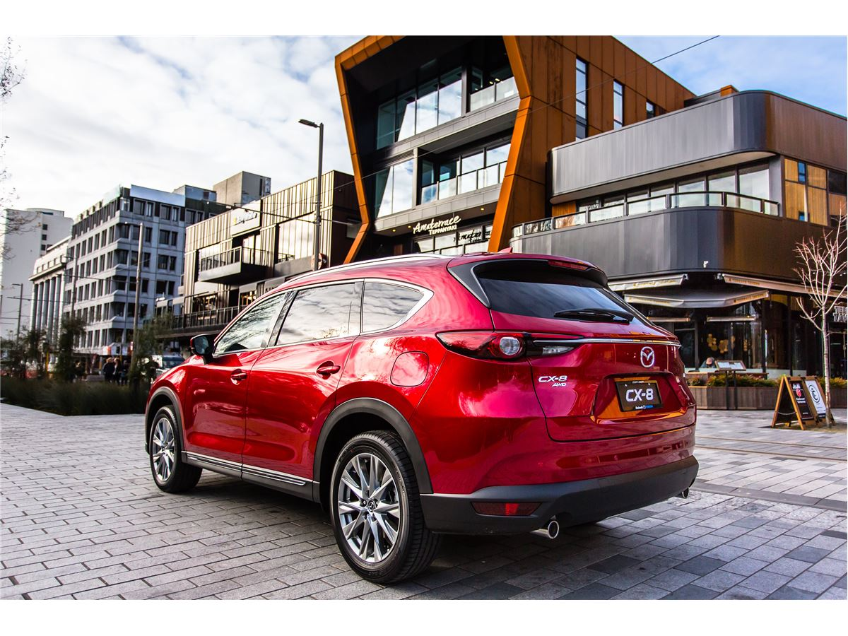 Edmonton Mazda Dealer New Or Used Cars For Sale: Mazda CX-8 Limited AWD Diesel 2018