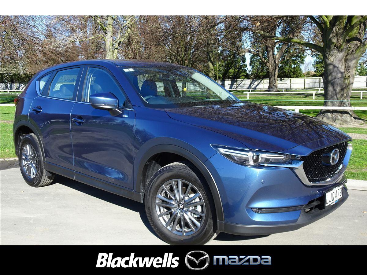 Mazda CX 5 GSX AWD 2.5 Auto 2018   Blackwells | New, Used U0026 Demonstrators  Holden, Mazda, Isuzu Trucks And HSV Vehicles In Christchurch