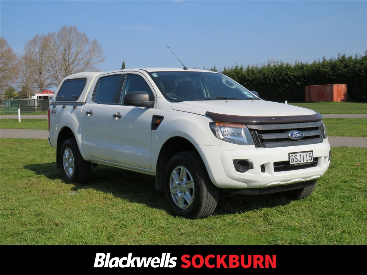 Ford ranger td xl double cab 4wd 2013 blackwells new used demonstrators holden mazda isuzu trucks and hsv vehicles in christchurch