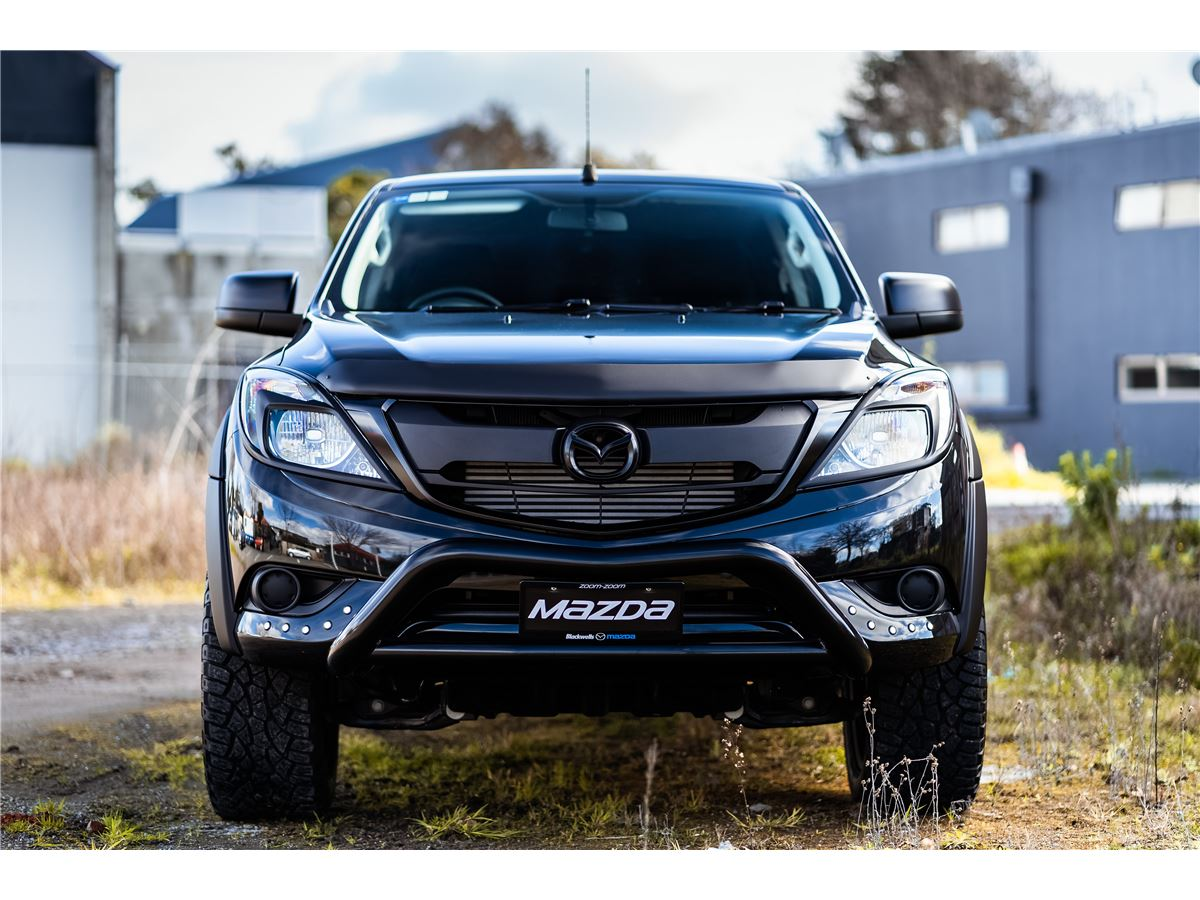 Used Cars Waterloo >> Mazda BT-50 GLX 4X2 Black Edition 2019 - Blackwells | New ...