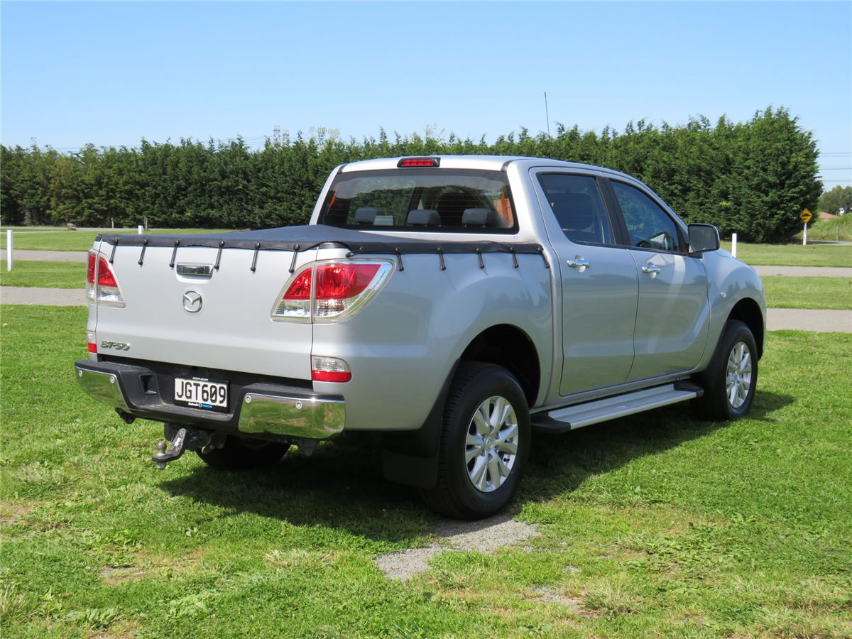 Edmonton Mazda Dealer New Or Used Cars For Sale: Mazda BT-50 GSX Double Cab 2WD 2015