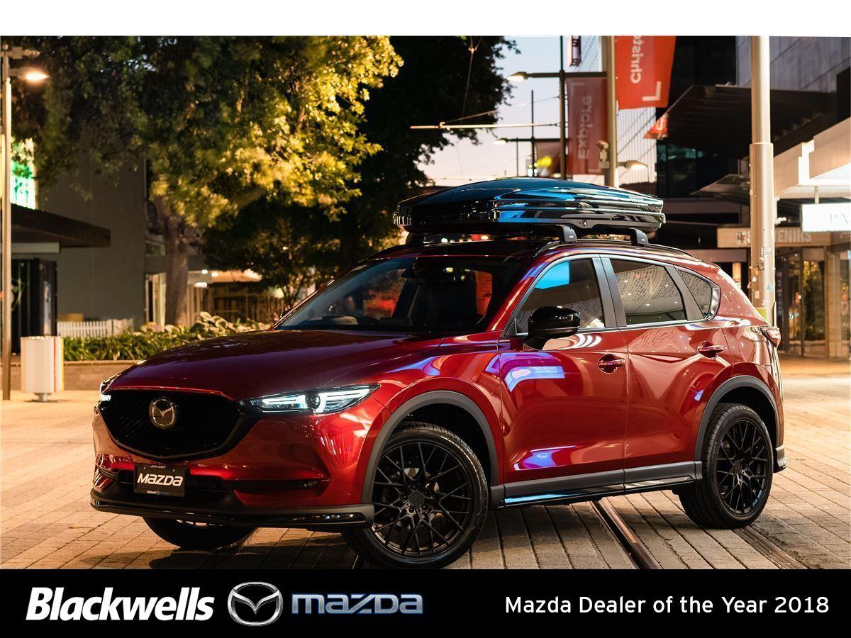 Mazda Cx 5 Gsx Awd 2 5 Auto Black Edition 2019