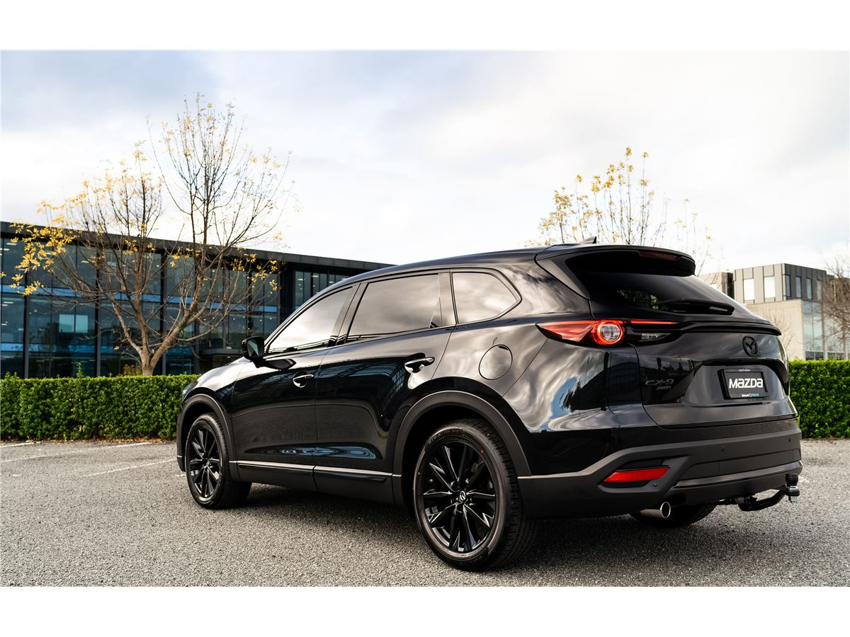 Towing Service Cost >> Mazda CX-9 Limited AWD Black Edition 2019 - Blackwells Mazda Christchurch | Official Mazda ...