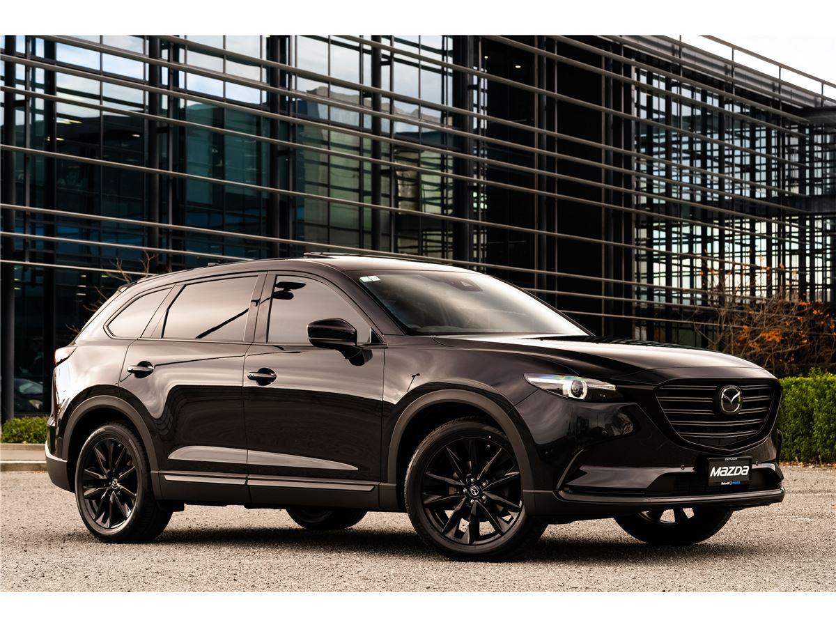 Mazda Cx 5 Towing Capacity >> Mazda CX-9 Limited AWD Black Edition 2019 - Blackwells Mazda Christchurch | Official Mazda ...