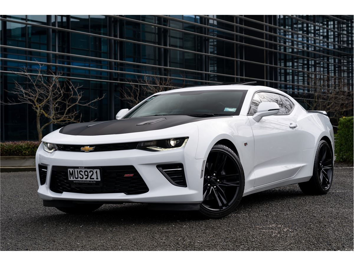Chevrolet Camaro 2ss Coupe Auto 2020 Blackwells New Used