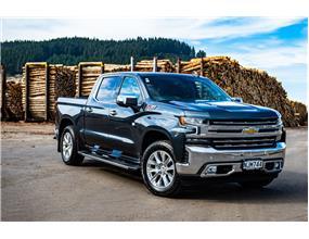 Chevrolet Silverado LTZ PREM TECH PACK 2021