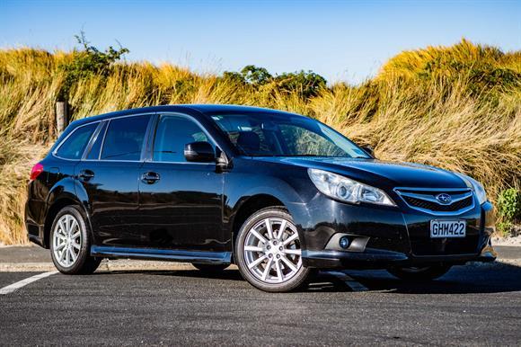 Subaru Legacy I SPORT 2012