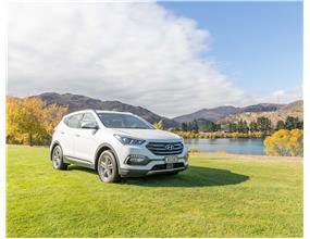 Hyundai Santa Fe DM SUV 2018