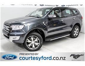 Ford Everest 3.2L TITANIUM 7 seater 4x4  2018